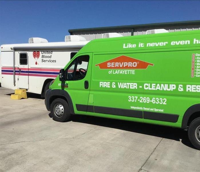SERVPRO Gives Back to the Community