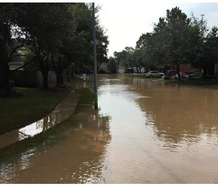 Why SERVPRO Why Fast Water Extraction is Necessary for Lafayette Flooding